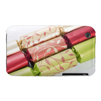 Christmas crackers iPhone 3 covers