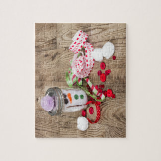 Christmas Crafts Jigsaw Puzzle