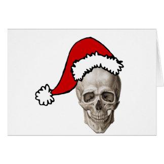 Christmas Cranium Card