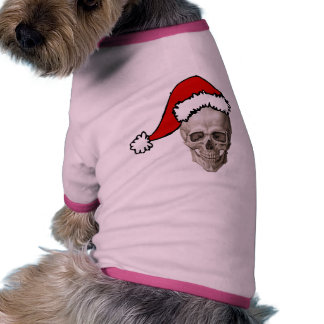 Christmas Cranium Doggie Tee Shirt