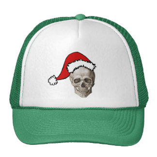 Christmas Cranium Hats