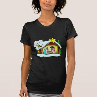Christmas crib christmas crib shirts