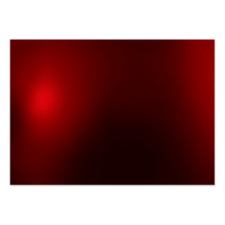 Christmas Crimson Red Abstract Color Background Pack Of Chubby Business Cards