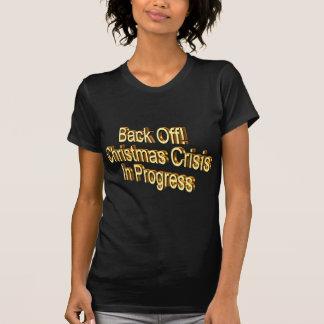 Christmas Crisis Tee Shirt