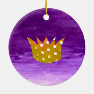 Christmas Crown Ornament