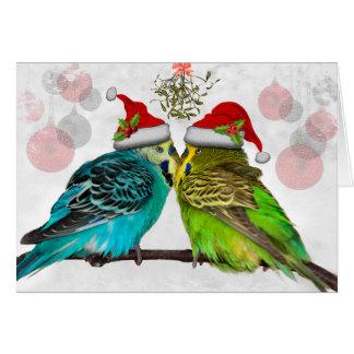Christmas Cuddles Card