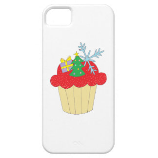 Christmas Cupcake Case For The iPhone 5
