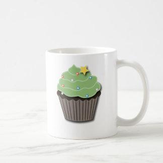 Christmas Cupcake Mug