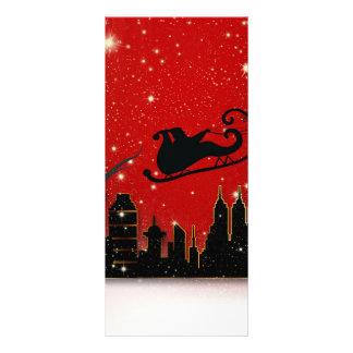 Christmas Customized Rack Card