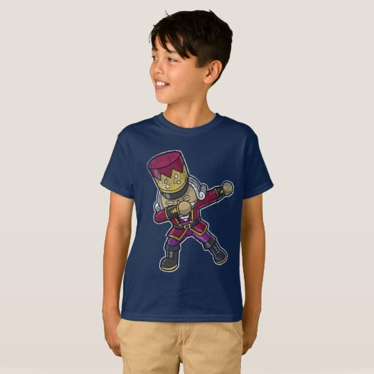 Christmas Dabbing Nutcracker T-Shirt