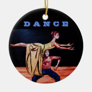 CHRISTMAS DANCE ornament