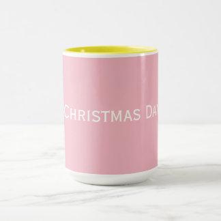 Christmas Day Gift - Coffee Mug