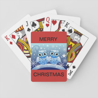 Christmas Deck of Playing Cards