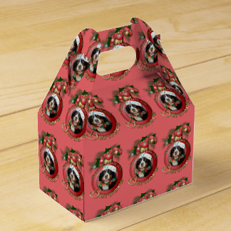 Christmas - Deck the Halls - Berners Favour Box