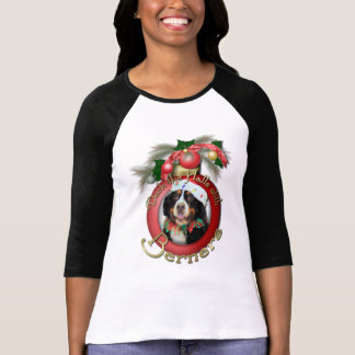 Christmas - Deck the Halls - Berners T-Shirt