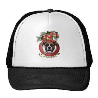 Christmas - Deck the Halls - Boxers - Vindy Trucker Hat