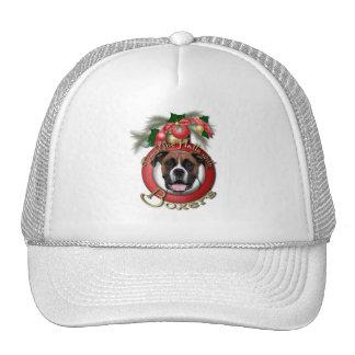 Christmas - Deck the Halls - Boxers - Vindy Cap