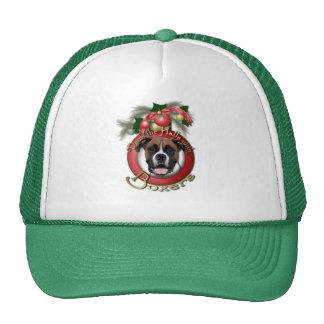Christmas - Deck the Halls - Boxers - Vindy Mesh Hats