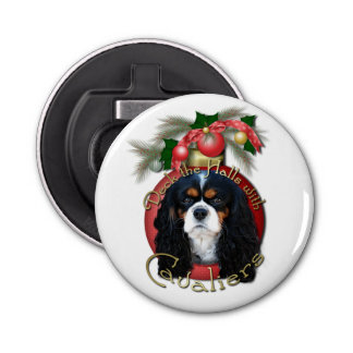Christmas - Deck the Halls - Cavaliers - Tri-Color