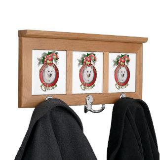 Christmas - Deck the Halls - Eskies Coat Racks