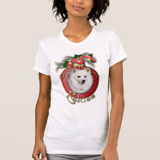 Christmas - Deck the Halls - Eskies T-Shirt