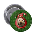 Christmas - Deck the Halls - Goldendoodles