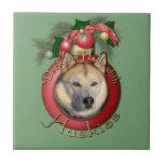 Christmas - Deck the Halls - Huskies - Copper