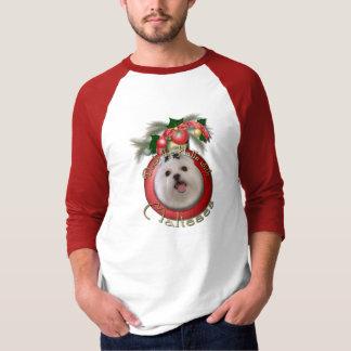 Christmas - Deck the Halls - Malteses T-Shirt