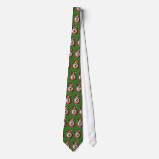 Christmas - Deck the Halls - Malteses Tie
