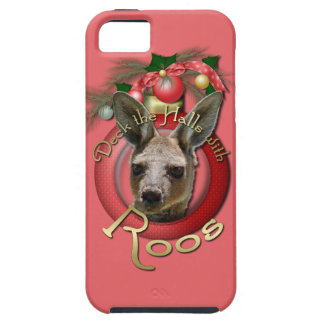 Christmas - Deck the Halls - Roos iPhone 5 Covers