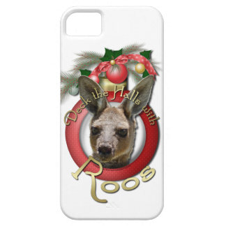 Christmas - Deck the Halls - Roos Case For The iPhone 5