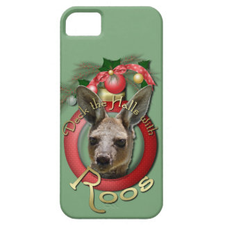 Christmas - Deck the Halls - Roos iPhone 5 Case