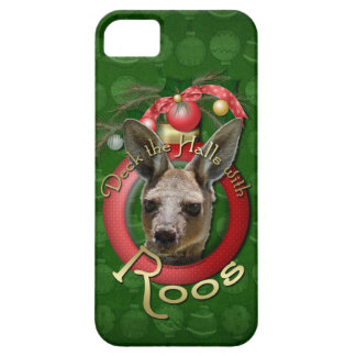 Christmas - Deck the Halls - Roos iPhone 5 Cover