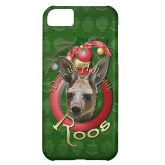 Christmas - Deck the Halls - Roos iPhone 5C Cover