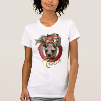 Christmas - Deck the Halls - Roos T-Shirt