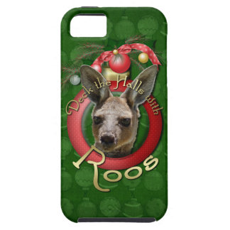 Christmas - Deck the Halls - Roos Tough iPhone 5 Case