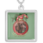 Christmas - Deck the Halls - Setters Necklace