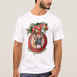 Christmas - Deck the Halls - Shepherds - Chance T-Shirt