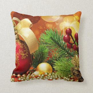 Christmas decor dual pillow