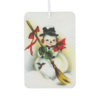 CHRISTMAS DECOR FOR CAR & HOME! AND SCENTED TOO! CAR AIR FRESHENER