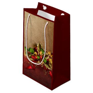 Christmas Decor Small Gift Bag