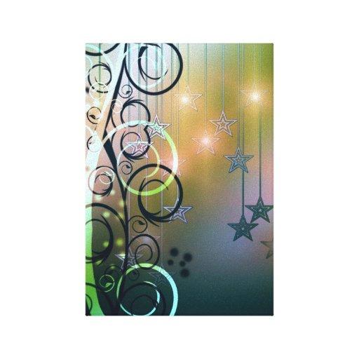 Christmas Decoration Canvas Prints