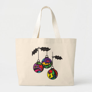 Christmas decoration - Globes Jumbo Tote Bag
