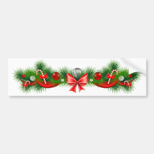 Christmas Decoration sticker