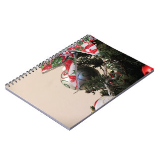 Christmas Decorations 1 Note Books
