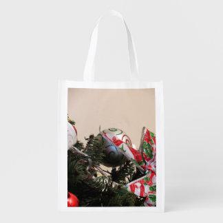 Christmas Decorations 1 Grocery Bag