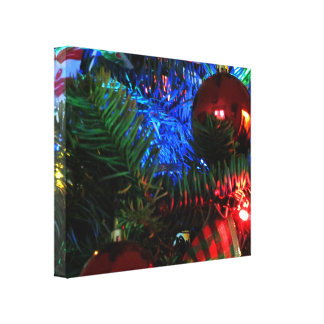 Christmas Decorations 3 Canvas Prints