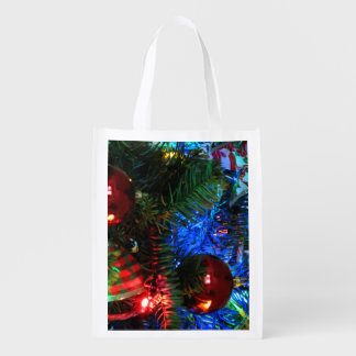 Christmas Decorations 3 Market Totes