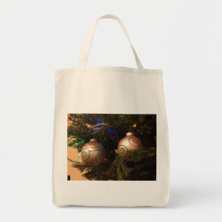 Christmas Decorations 7 Canvas Bags