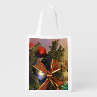 Christmas Decorations 8 Market Totes